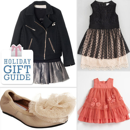 From Burberry and Oscar de la Renta to Milly, Marni, and Marc, these major labels might be known for their grown-up goods, but their kids' designs are twice as cute (and, lucky for you, usually about half the price!). Head over to LilSugar to check out their favorite designer duds for little ladies.