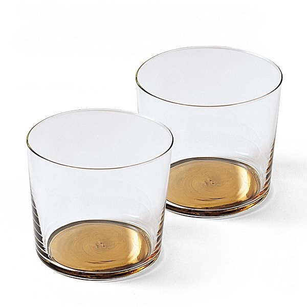 A Winter Drink With Coro Glassware From Serena & Lily