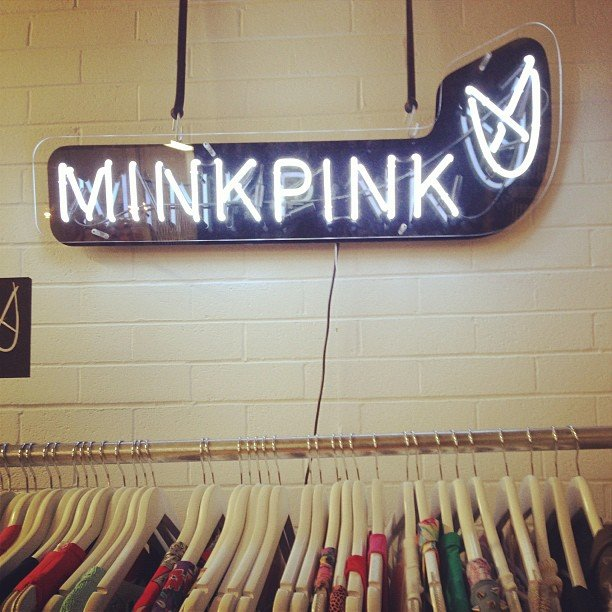 MinkPink's latest is a visual delight full of aztec, animal, galaxy and classic prints. Love!