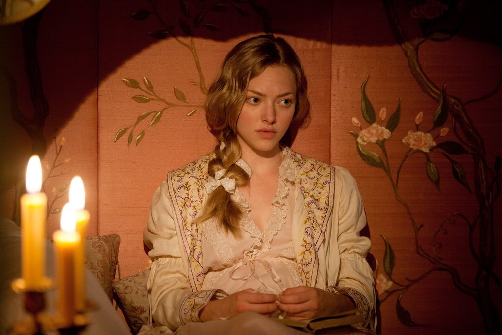 Amanda Seyfried in Les Misérables.