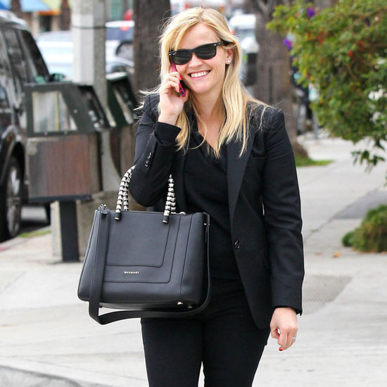 Reese Witherspoon Holiday Shopping in LA | Pictures