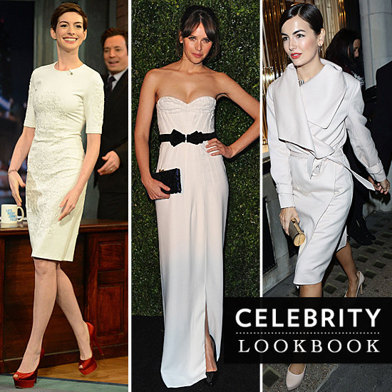 How to Wear Winter White | December 2012
