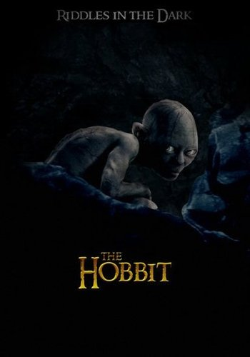'My Precious' - Gollum (The Hobbit: Unexpected Journey)