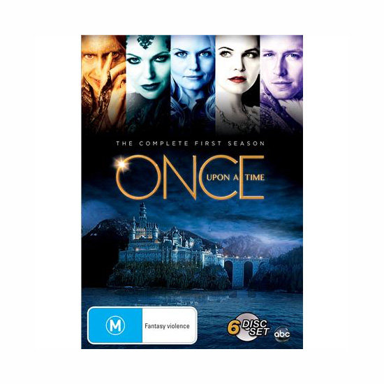 Once Upon a Time Season 1, $59