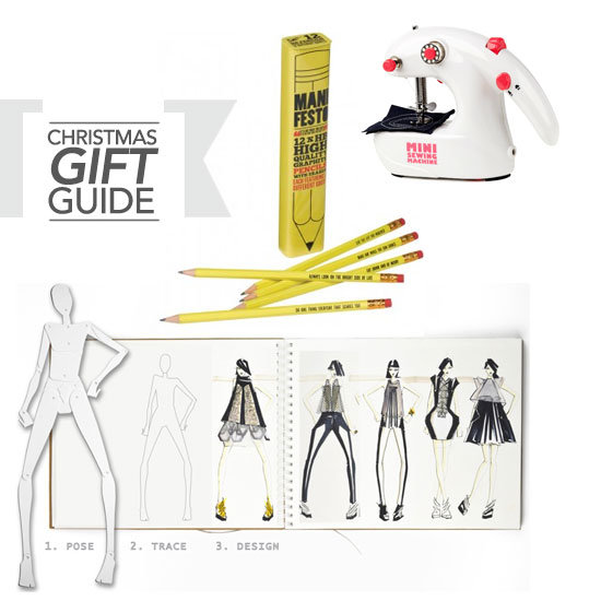 2012 Christmas Gift Guides: For The Creative