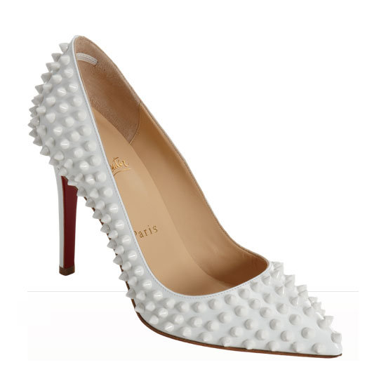 Heels, approx $1,135, Christian Louboutin at Barneys New ...