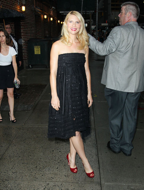 Leaving the Late Show