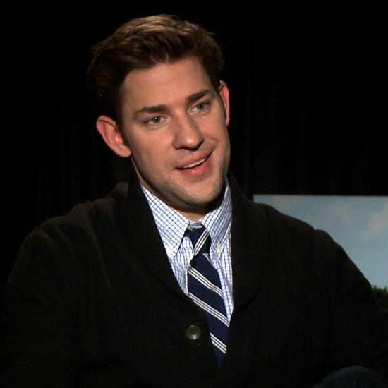 John Krasinski Interview About The Office Final Season