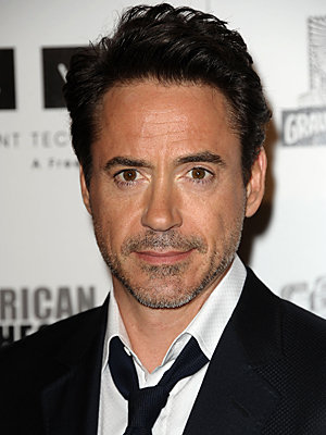 ROBERT DOWNEY JR. | POPSUGAR Entertainment