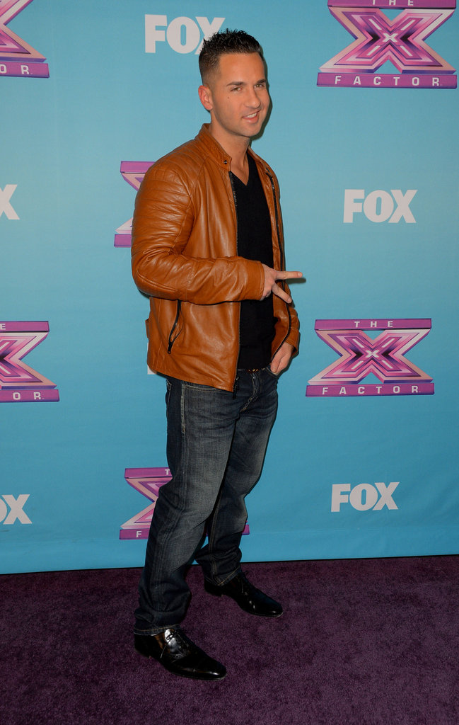 The Situation was a guest at the finale.