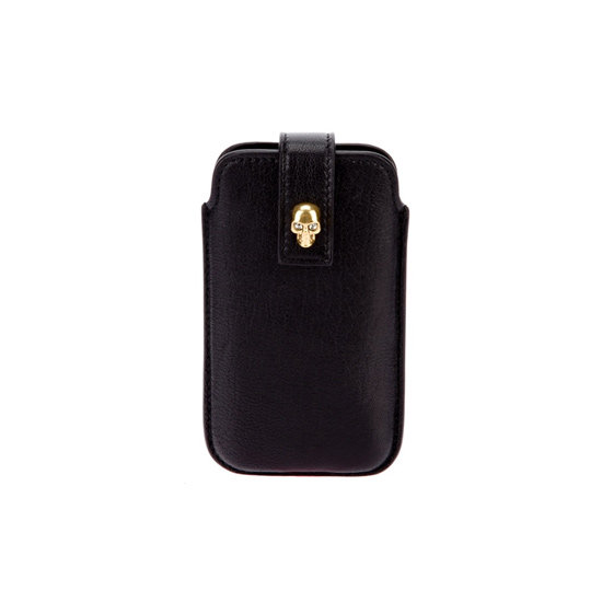 iPhone sleeve, approx. $198.04, Alexander McQueen at Far Fetch