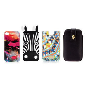 Quirky, Cute, Fun Novelty iPhone Cases & Covers: Marc Jacobs