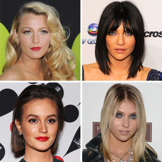 Beauty Spotlight: Hair Evolution of the Gossip Girl Women