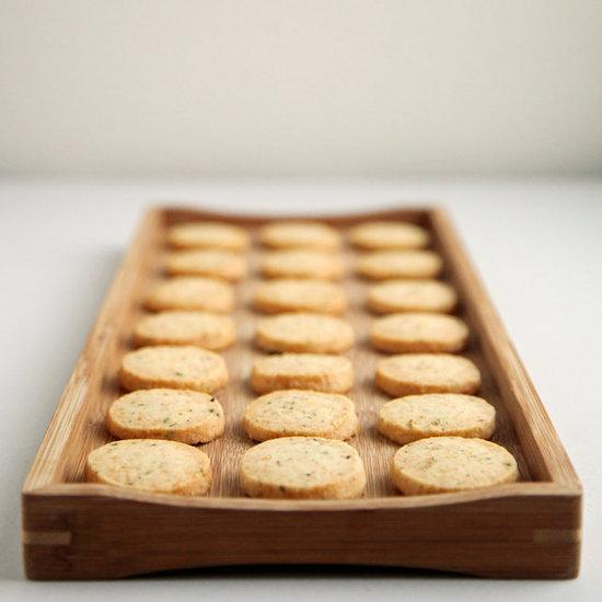 Savory Shortbread Recipe