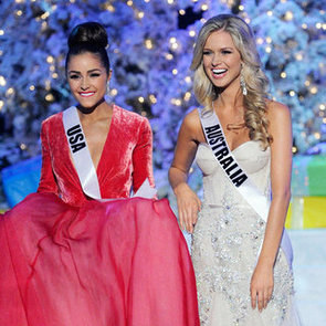 Miss Universe 2012 Pageant Pictures and Highlights