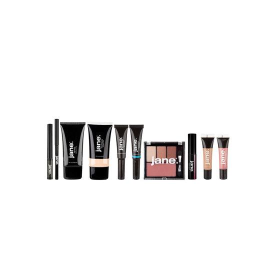 Jane Cosmetics' Relaunch