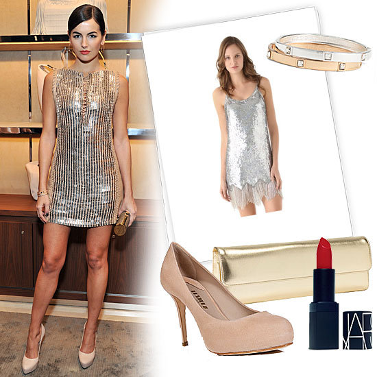 New Year's Eve Outift Idea From Camilla Belle