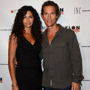 Matthew McConaughey and Camila Alves Welcome Baby Boy