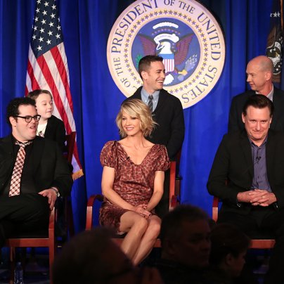 1600 Penn TV Show TCA Interviews