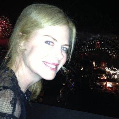 Celebrities on New Year's Eve 2013