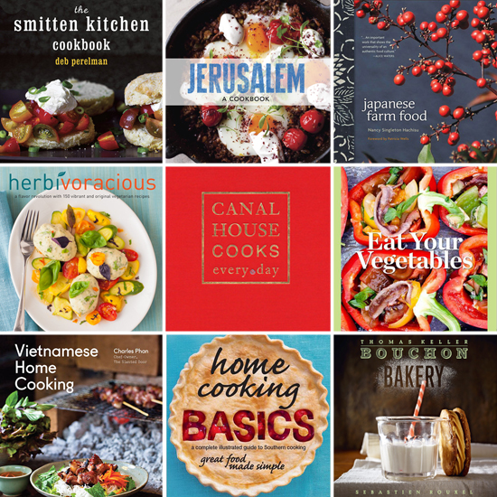 What Was <i>Your</i> Favorite Cookbook of 2012?