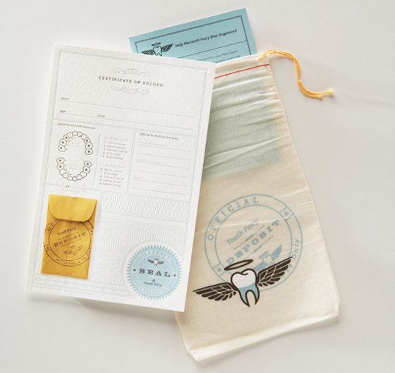 Official Tooth Fairy Kit