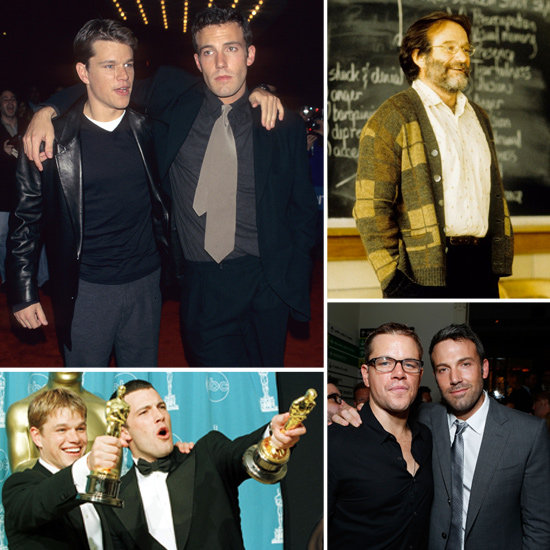 The 5 Best Quotes From Ben and Matt's Memories of Good Will Hunting