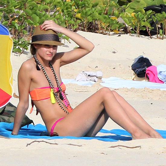 Olivia Palermo's Bikini Style (Video)