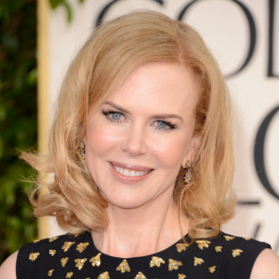 Nicole Kidman | Golden Globes Hair 2013