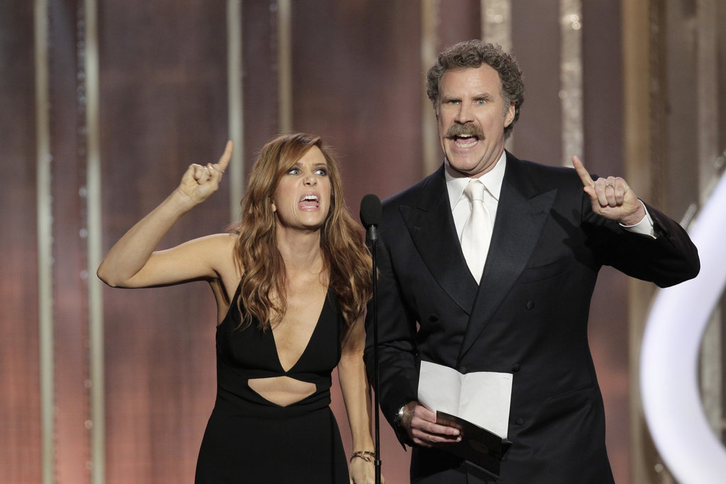 Kristen Wiig and Will Ferrell Are Ill-Prepared