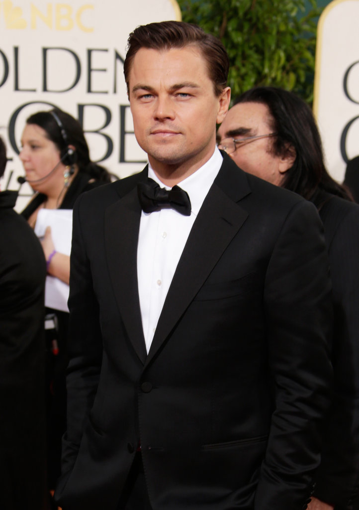 Leonardo DiCaprio looked positively debonair at the 2013 show.