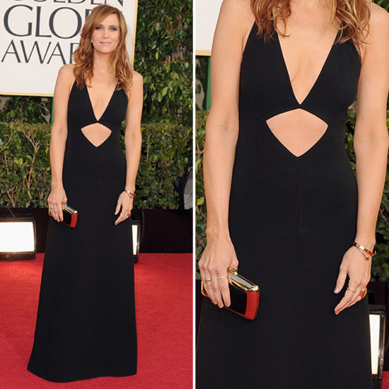 Kristen Wiig | Golden Globes Red Carpet Fashion 2013