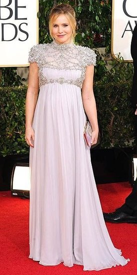 Kristen Bell(2013 Golden Globes Awards)