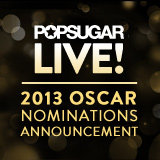 Watch the Oscar Nominations LIVE on POPSUGAR!