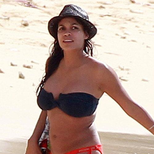 Rosario Dawson in a Bikini With Danny Boyle | Pictures