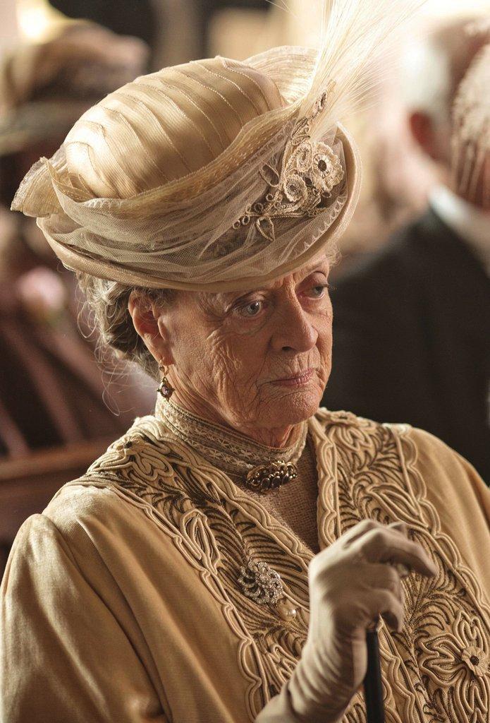"""""""I am a woman of many parts."""" Photo courtesy PBS"""