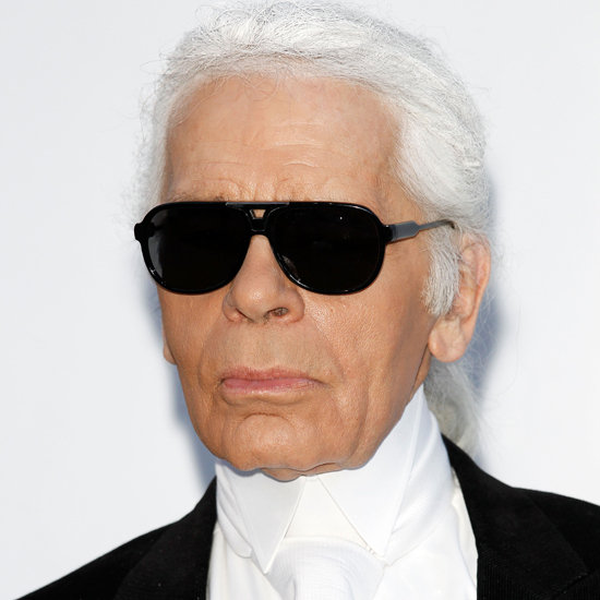 Karl Lagerfeld Says He Won't Write Book