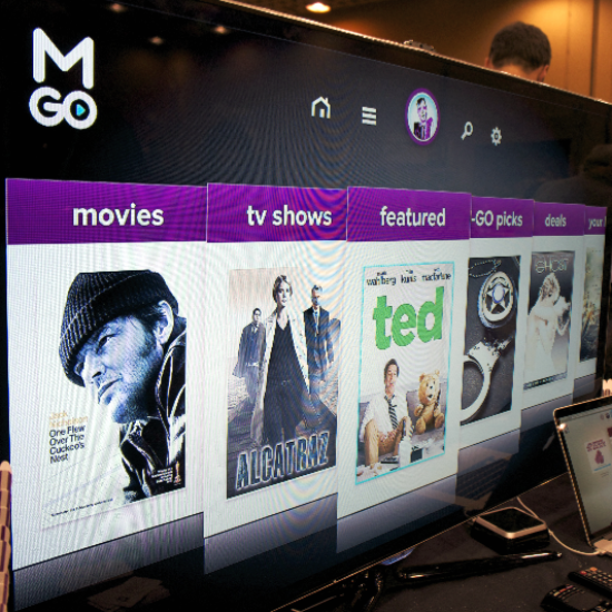 Find Streaming Movies and TV