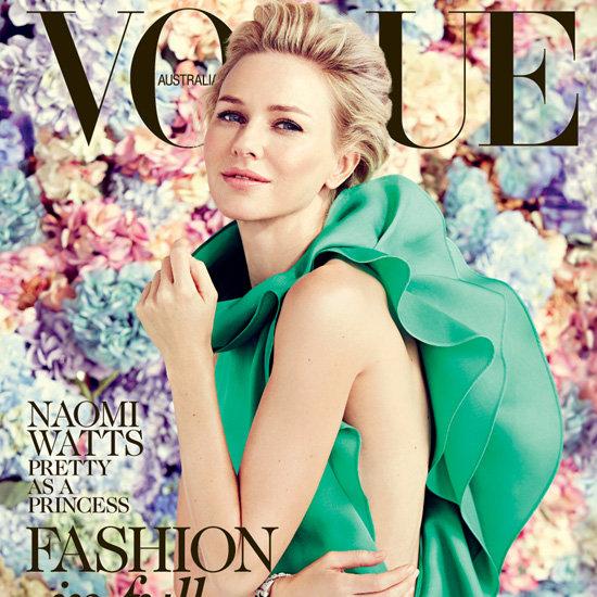 Naomi Watts Vogue Australia Magazine Pictures