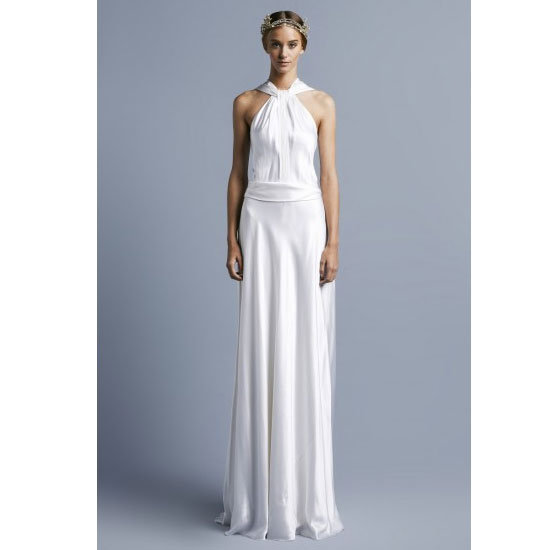 Dress, $995, Collette Dinnigan