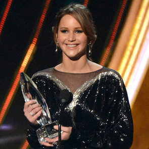 Jennifer Lawrence at People's Choice Awards 2013 | Pictures