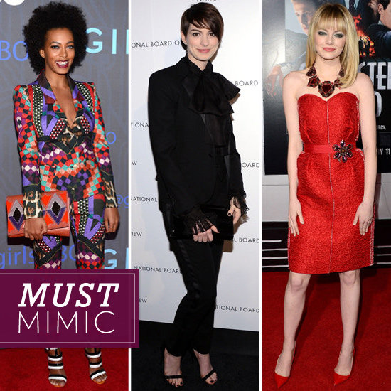 5 Covetable Celebrity Looks Worth Copying This Week