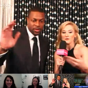 Chris Tucker Critics' Choice Interview (Video)