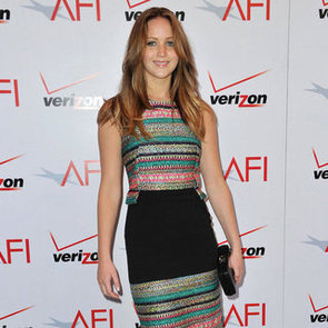 Jennifer Lawrence at the AFI Awards 2013 | Pictures