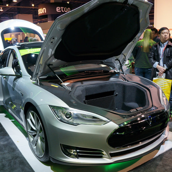 Tesla Model S Pictures