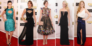 2013 Critics' Choice Awards: Best Dressed