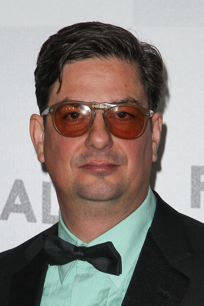 Roman Coppola attended the party.
