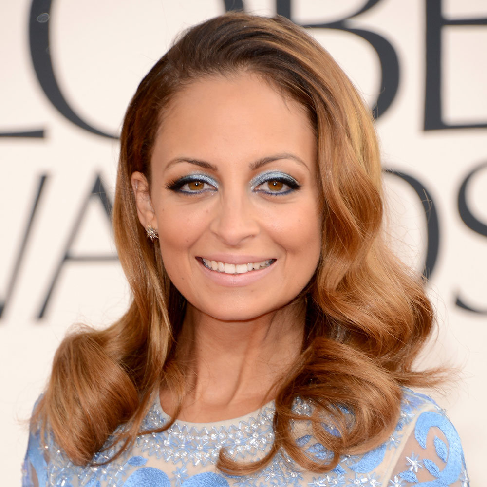 Pictures of Nicole Richie at the 2013 Golden Globes