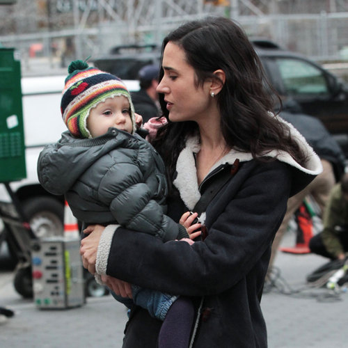 Jennifer Connelly With Daughter Agnes Bettany   Pictures