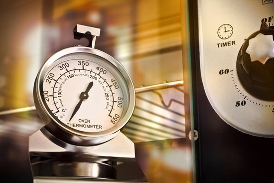 Invest in an Oven Thermometer
